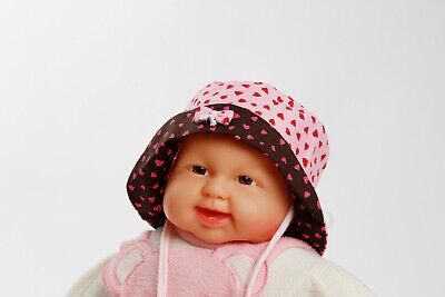 Mädchenhut * Sommerhut * Kopfbedeckung * Kinderhut *NEU * Größe 46/48 Kopfumfang