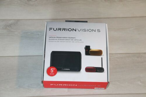 """Furrion Vision S FOS05TAED 5"""" Display, 3 Wireless Cameras"""