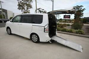 MY 2014 Toyota VOXY  WellCab Englihs GPS With Ramp Wetherill Park Fairfield Area Preview