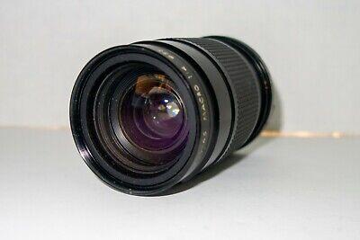 Nikon AI-Mount KIRON 30-80mm f/3.5-4.5 MACRO Zoom Lens - Adapt to EOS/M43