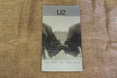 U2 The Best of 1990-2000 (NEW SEALED VHS 2002) Beautiful Day, Mysterious Ways comprar usado  Enviando para Brazil