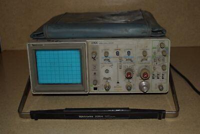 Tektronix 2215a 60mhz Oscilloscope