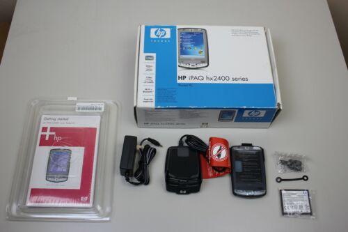 New HP iPAQ hx2400 Series Pocket PC Windows Mobile 2003 WiFi/Bluetooth hx2415