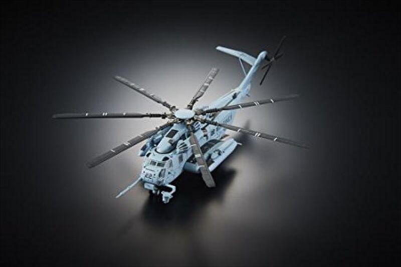Aviation 1/144 Sikorsky CH-53E Super Stallion Black Knights EH22 Finished Japan