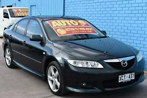 2004 Mazda 6 GG Series 1 Luxury Sports Hatchback 5dr Spts Auto 4sp 2.3 Enfield Port Adelaide Area Preview