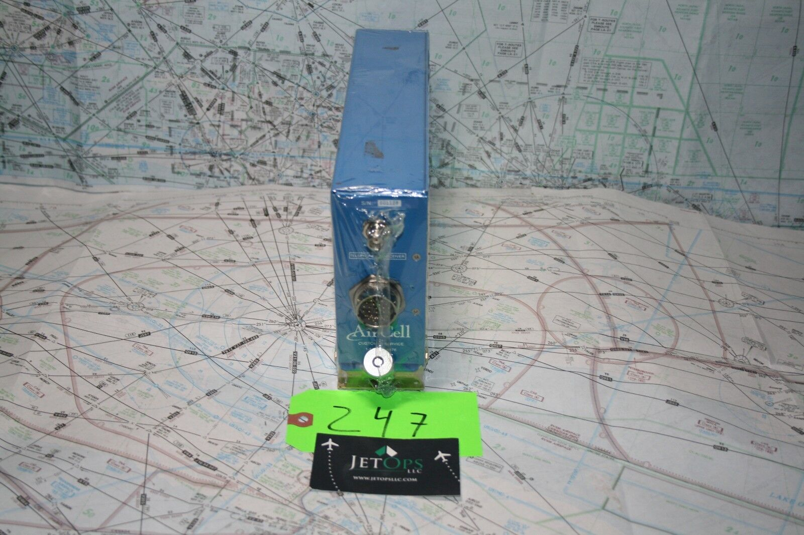 AirCell Telephone Transceiver P/N 900002-1