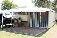 1983 Viscount Caravan with Annex and Awning Loganholme Logan Area Preview