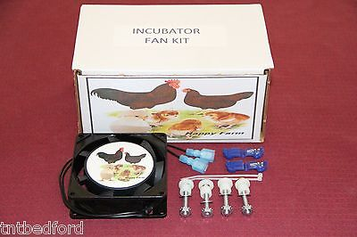 Forced Air Fan Kit For Hovabatorlittle Giant Incubator