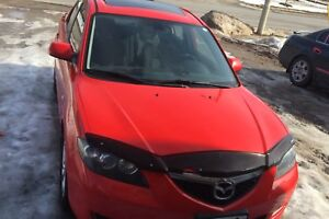 2007 Mazda 3 sold AS IS $1000