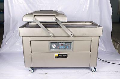 Vacuum packaging machine Double chamber DZ500-2SB