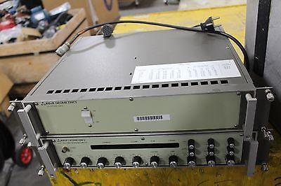 Egg Geometrics 2810 Power Supply With G811813 Proton Magnetometer