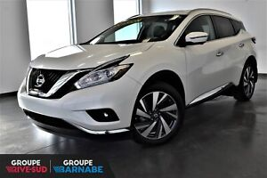 NISSAN MURANO PLATINUM | GPS+CUIR+TOIT PANO+ASSISTANCE