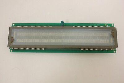Flip IEE Alphanumeric Fluorescent Display 05464ASSY33092-01