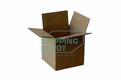 50 5x5x5 Cardboard Shipping Mailing Moving Packing Corrugated Boxes Cartons