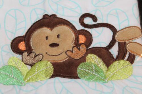 Garanimals Tropical Tree Top Window Valance monkey new