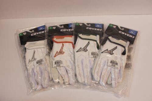 Brand NEW Original Youth Mizuno Covert Baseball BATTING Gloves