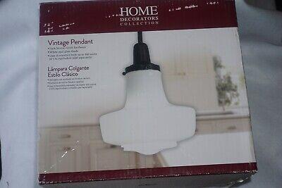 Home Decorations Collection Vintage Pendant Light 523873 (Dark Bronze -