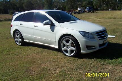 mercedes 2010 model R300 cdi 7seater 144000 klm Londonderry Penrith Area Preview