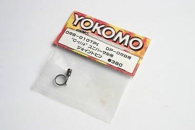 Universal Joint Pin (Yokomo DP-DRB Joint Pin For Universal C-Clip 2mm - DRB-010TPC Drift)