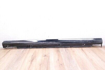 02-06 Acura RSX Type-S OEM Right Side Skirt Rocker Panel Black Preal