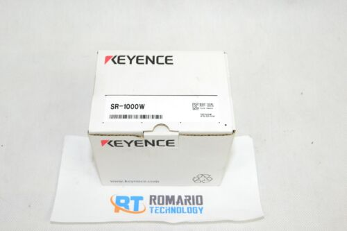 Keyence SR-1000W barcode reader