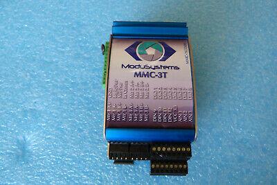 Modusystems Mmc-3t 3-axis Modular Stepper Motor Controller