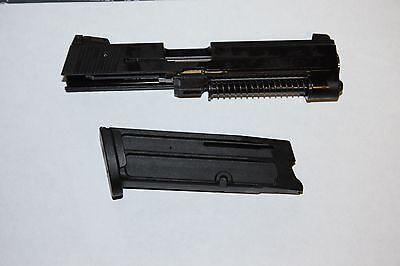 New Factory Sig Sauer P250 C  22Lr Conversion Complete Slide And 1 10Rd Mag