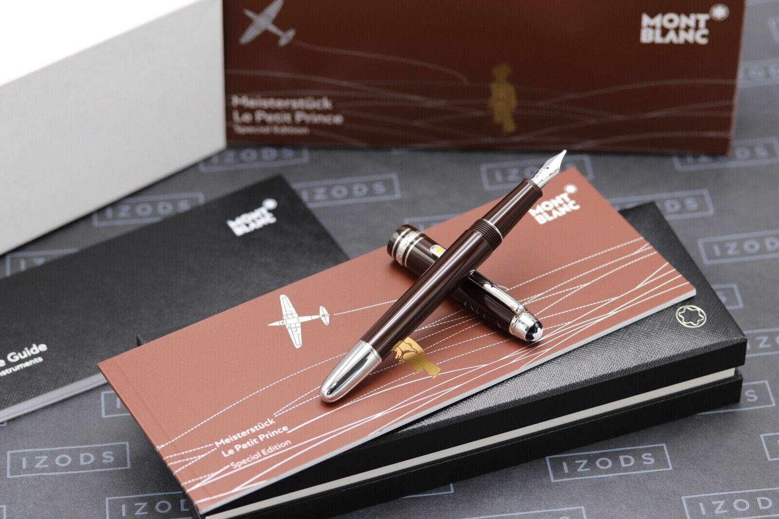 Montblanc Meisterstuck Classique Le Petit Prince Aviator Fountain Pen - NEW MARCH 21
