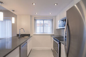 Concordia - McGill - Downtown - Renovated 3 Bed 2.5 Bath - w/d