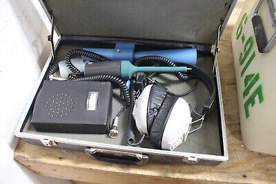 Biddle Techsonics Ultrasonic Carona Leak Detector