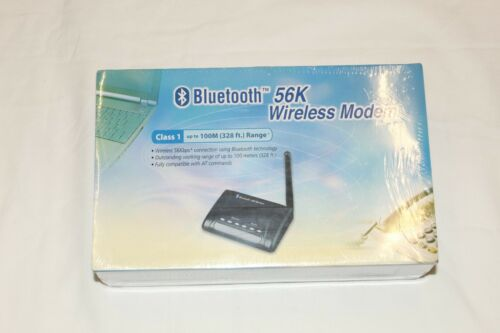 Billionton Bluetooth 56K Wireless Modem
