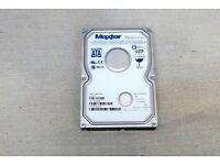 """Maxtor MaXLine Plus II 250GB 7200RPM 3.5/"""" SATA Desktop Hard Drive 7Y250M0 0D9994"""