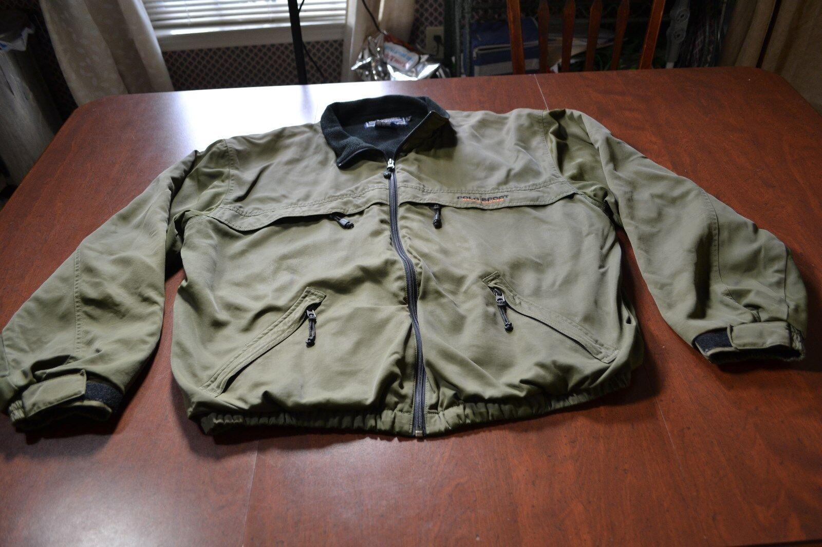 Polo Sport Jacket - Sz XL