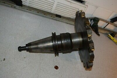 Cat 50 Cat50 Tool Holder With Sandvik N331.32-254t51lm Side Slot Milling Cutter