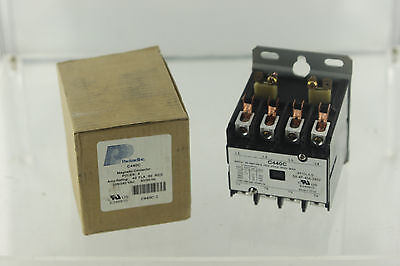 Packard Inc C440c-1 Electrical Contactor 40 Amp 4 Pole New