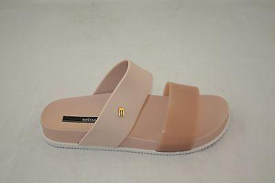 New 31613 Melissa Cosmic Ad 01276 Light Pink Slides Sandal