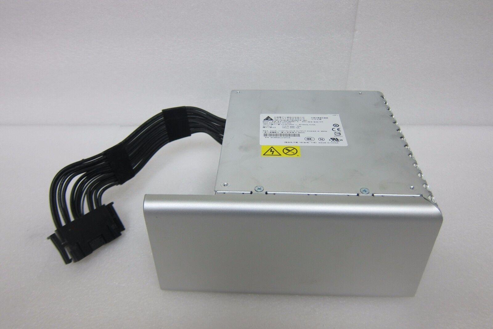Genuine 2009 2010 2012 A1289 Mac Pro Power Supply 614-0435 614-0454