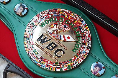 WBC world championship boxing belt replica new
