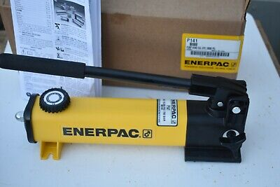 Enerpac P-141 Hydraulic Hand Pump 10000psi 14 Npt New