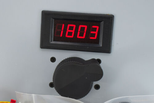 DIGITAL TURNS COUNTER For Capacitor(s)/Roller Inductor(s)