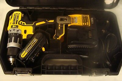 Dewalt Dcd796 20v Max Xr 12li-ion Cordless Brushless Hammer Drilldrill Driver