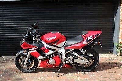 2002 Yamaha R6