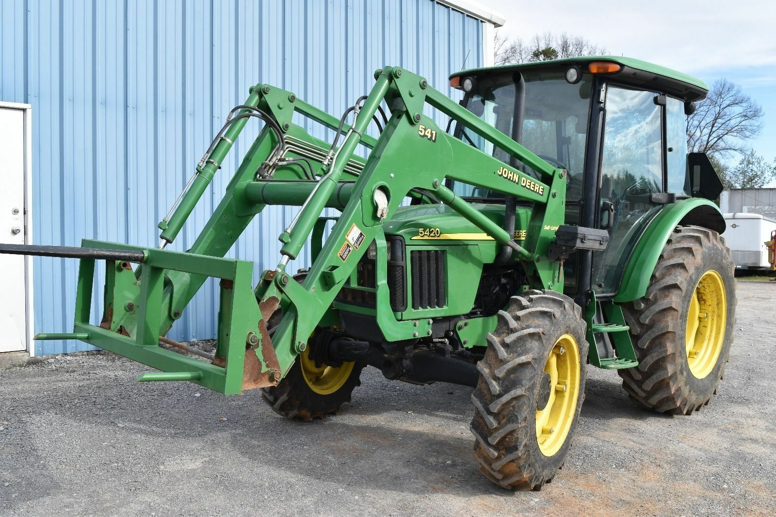 John Deere Tractors For Sale Ebay