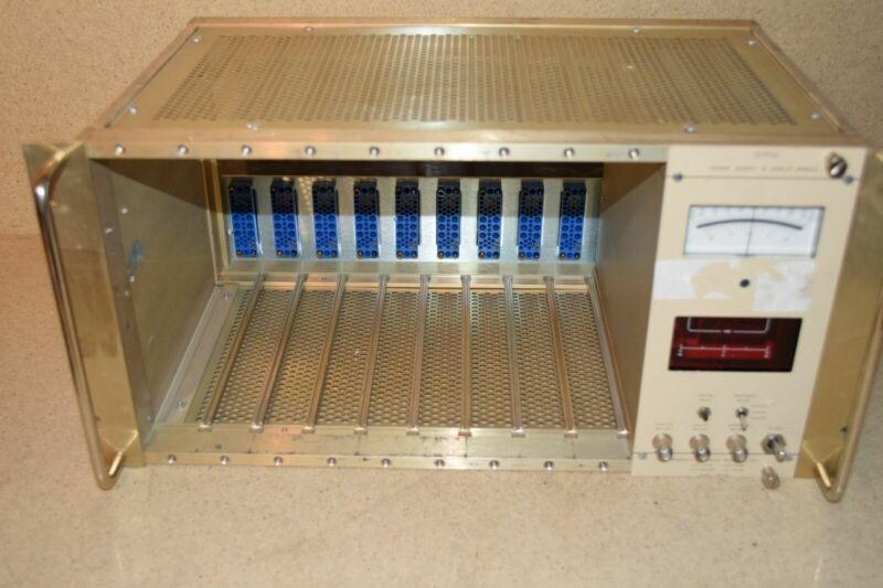 STANFORD RESEARCH SYSTEMS MODEL SR280 CHASSIS & DISPLAY MODULE