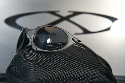 Oakley Romeo 1 X Metal with Polarized Silver Refl+Lenses+Oakley Vault,Bag - SALE