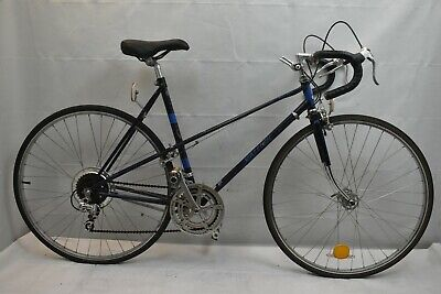 Details about  /1981 Raleigh Reliant Touring Road Bike 60cm Large Lugged Steel Orange US Charity