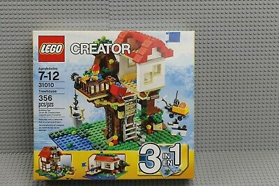 Lego 31010 Creator Tree House! Brand New and Sealed!  Free Ship! 3-in-1!