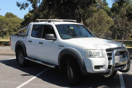 2008 Ford Ranger Twin Cab Ute