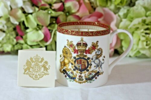 Royal Collection, Queen Elizabeth II - 60th Anniversary of Coronation Bone China