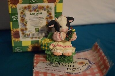 MARY MOO MOO - COW-LECTING DEERE MEMORIES